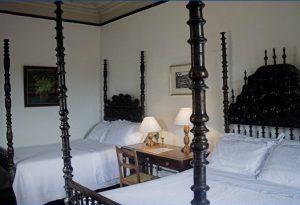O quarto Pablo Neruda que hospedou o poeta chileno