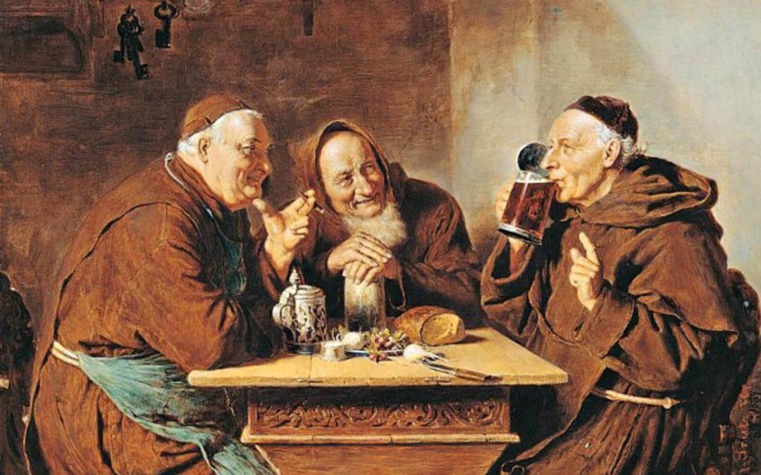 Cerveja: a verdadeira água benta - Blima Bracher