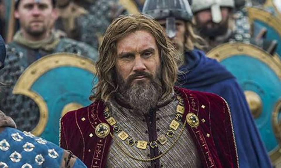 Rollo de Viking a ancestral da Dinastia Tudor