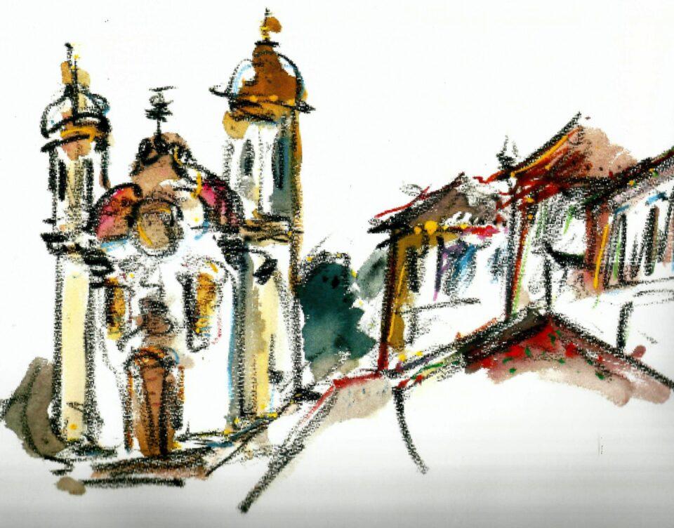 Ouro Preto- Olhar Poético: 309 anos de história