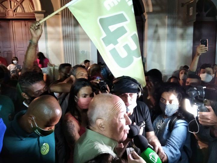 Angelo é tetra como prefeito de Ouro Preto