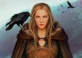 A deusa Viking Frigga amaldiçoada pelos cristãos como bruxa